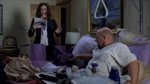 Marie家中有大量的紫色