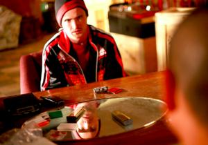 Jesse與毒販Tuco見面