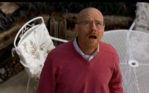 Walter穿著粉紅色毛衣目擊空難發生