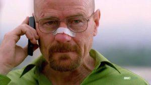 Walter:「I won.」