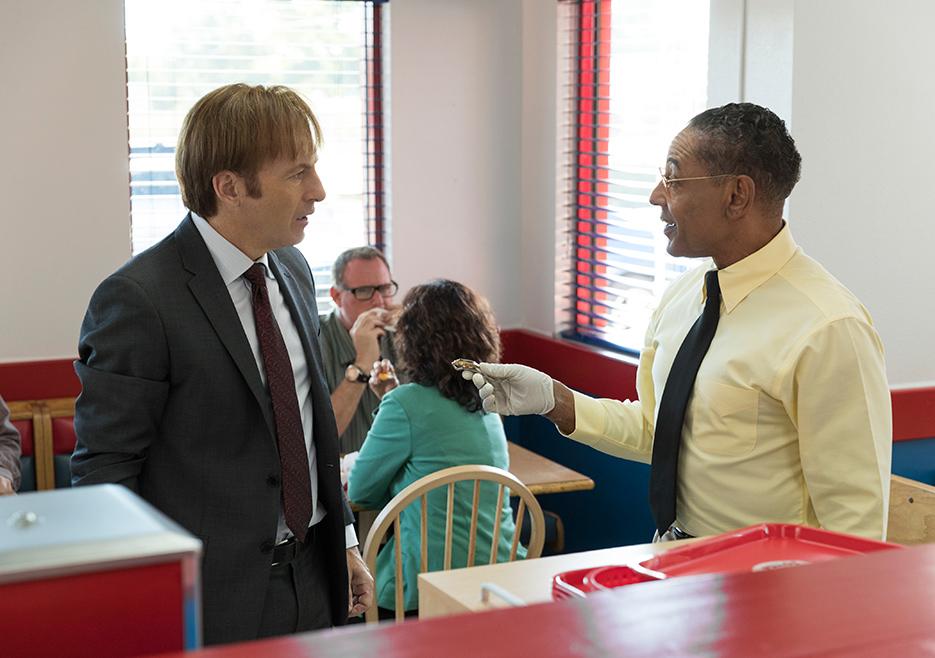 【影集影評】《絕命律師Better Call Saul》第三季第二集:充滿揭密及彩蛋