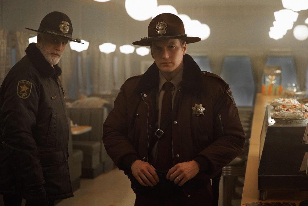 《冰血暴》第二季故事起於鬆餅屋的兇殺案。