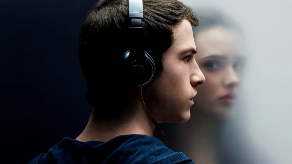 13 Reasons why S1 poster