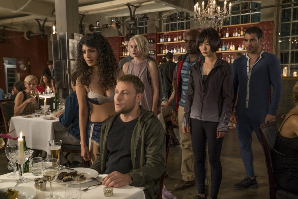 【影集影評】《超感8人組Sense8》第二季:苦盡甘來,更勝第一季