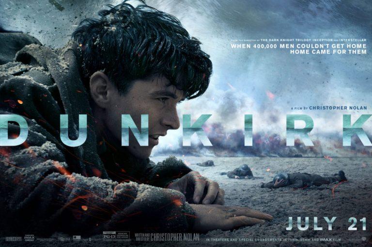 【電影影評】《敦克爾克大行動Dunkirk》:存活就是勝利