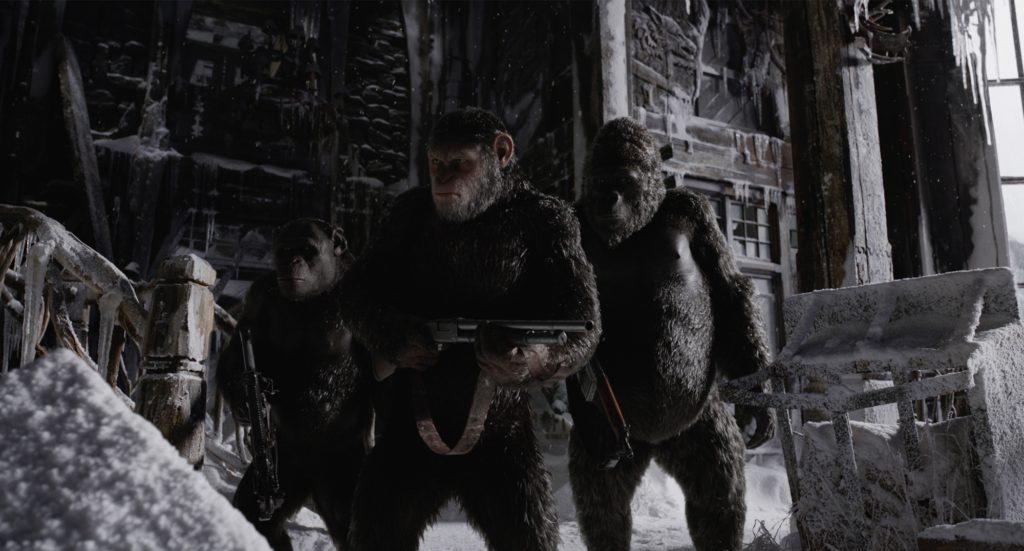 【電影影評】《猩球崛起:終極決戰》:物競天擇的巨輪