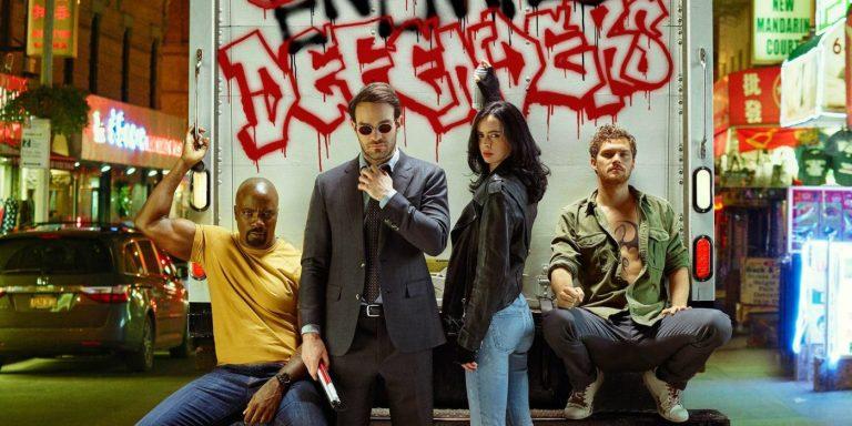 【影集影評】《捍衛者聯盟The Defenders》第一季:承先啟後之作
