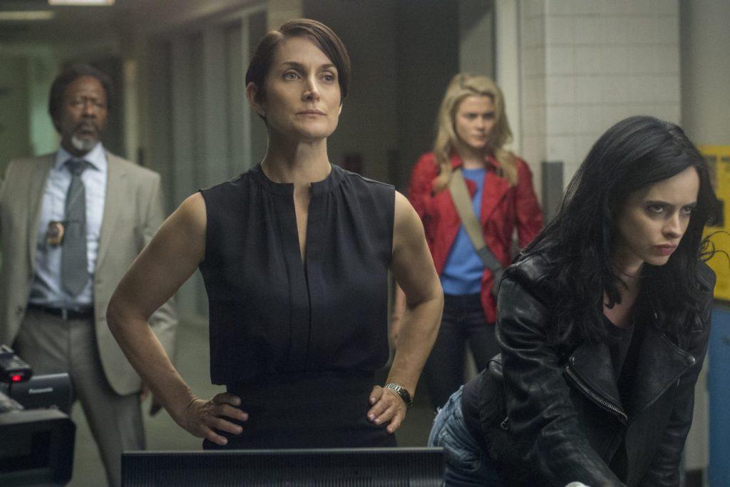 【影集影評】《潔西卡瓊斯Jessica Jones》第一季:超級英雄包裝的驚悚影集