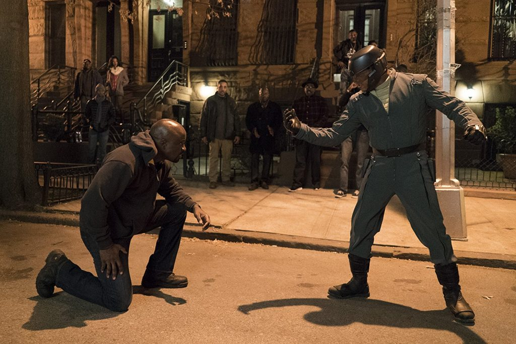 【影集影評】《盧克凱奇Luke Cage》第一季:哈林區的平民英雄