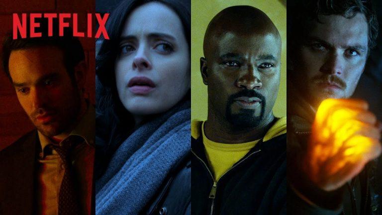 【影集推薦】不是美漫迷更該看的Netflix漫威影集!