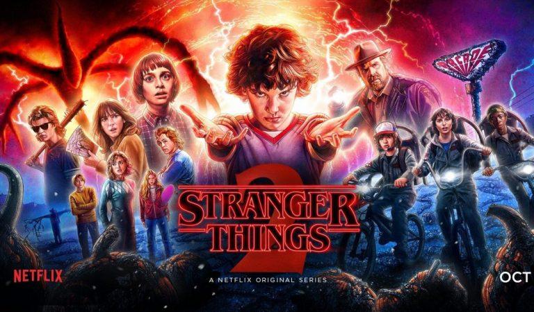 【影集影評】《怪奇物語Stranger Things》第二季:更加突破的出色續作