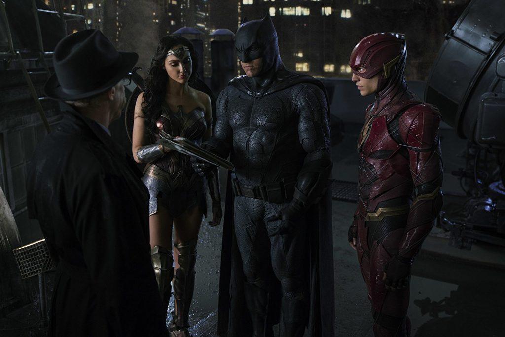 【電影影評】《正義聯盟Justice League》:心有餘而力不足