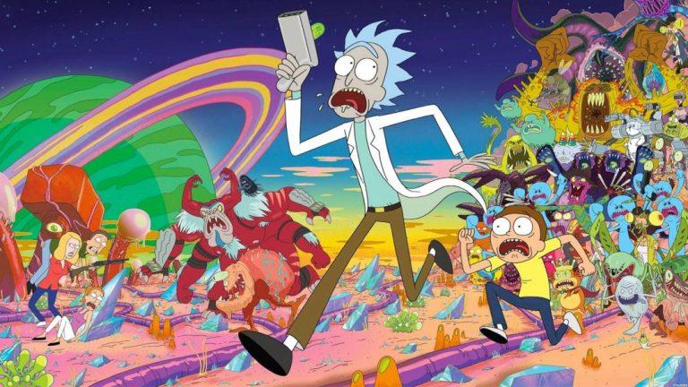 【影集推薦】《瑞克和莫蒂Rick and Morty》:創意無限的必看動畫