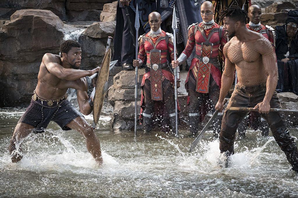 【電影影評】《黑豹Black Panther》:非洲文化與超級英雄的完美結合
