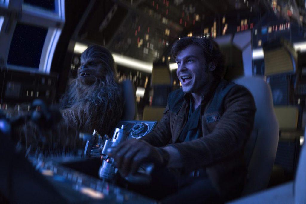 【電影影評】《星際大戰外傳:韓索羅》:不願冒險的冒險故事