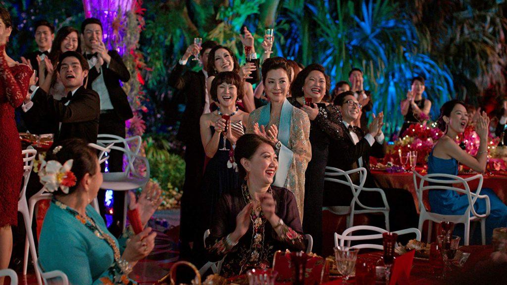 【電影影評】《瘋狂亞洲富豪》:化老套為新鮮