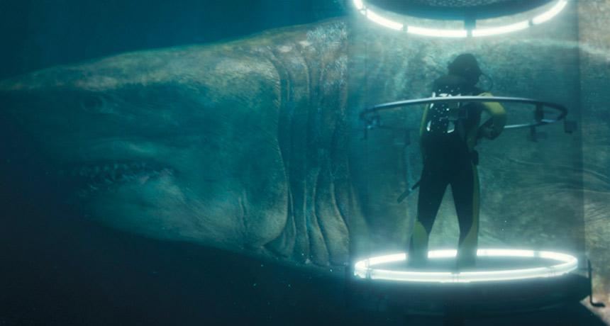 【電影影評】《巨齒鯊The Meg》:半調子的鯊魚電影