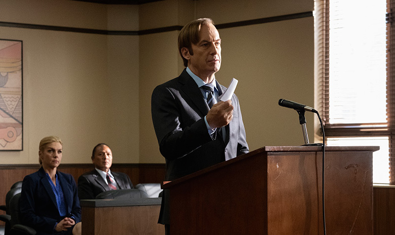 【影集影評】《絕命律師Better Call Saul》第四季:It's all good, man.