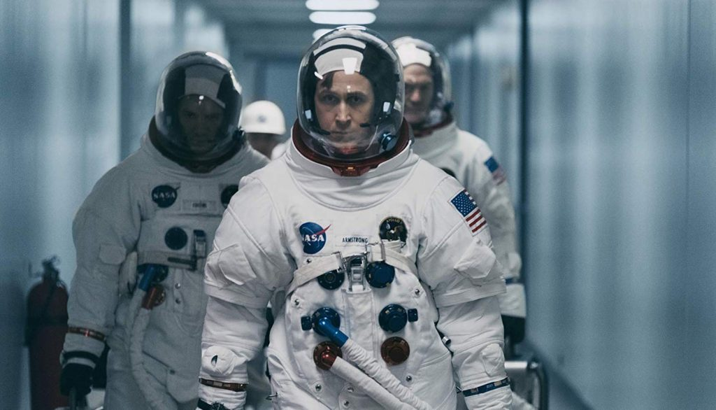 【電影影評】《登月先鋒First Man》:屬於個人的一大步