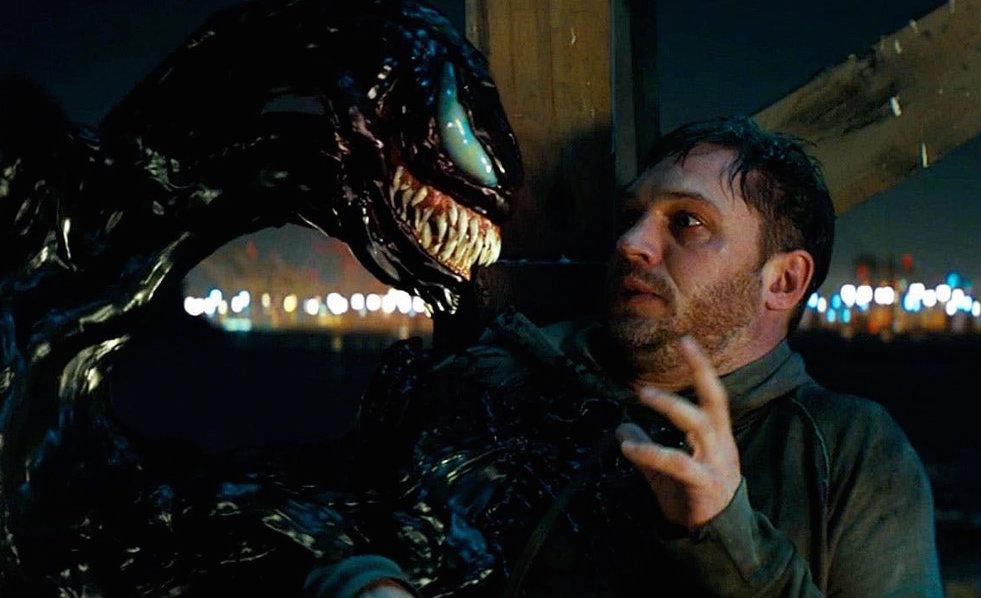 【電影影評】《猛毒Venom》:每個人都有的最佳損友