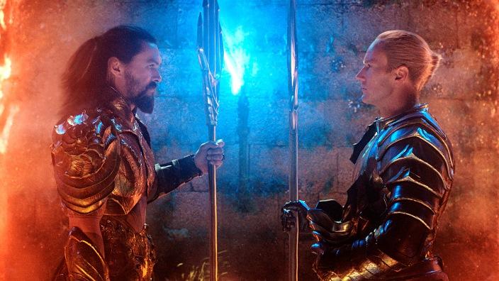 【電影影評】《水行俠Aquaman》:最「養眼」的超級英雄電影