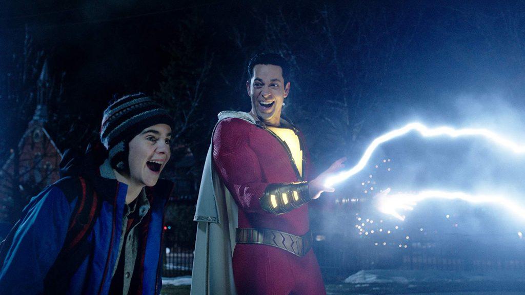 【電影影評】《沙贊!Shazam!》:不可錯過的歡樂時光