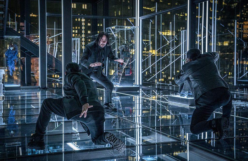 【電影影評】《捍衛任務3:全面開戰》:更上層樓的動作饗宴