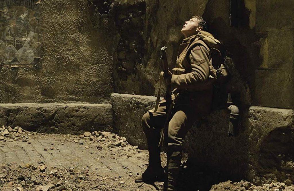 【電影影評】《1917》:鬼斧神工的反戰史詩