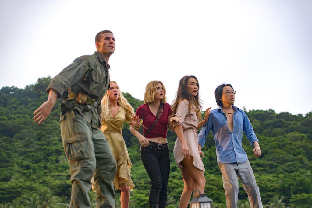 【電影影評】《逃出夢幻島Fantasy Island》:「惡夢」般的恐怖片