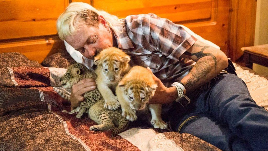 【影集影評】《虎王Tiger King》:荒誕瘋狂的犯罪實境秀