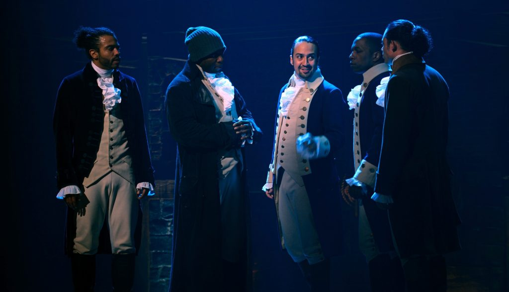 【電影影評】《漢密爾頓Hamilton》:震撼人心的夢幻音樂劇