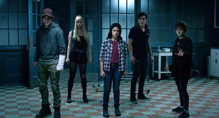 【電影影評】《新變種人The New Mutants》:定位不明的平庸電影